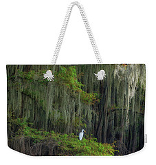 A Perch With A View Weekender Tote Bag