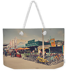 A Perfect Day For A Ride Weekender Tote Bag