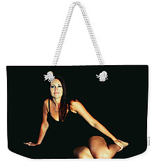 A Person Divided Weekender Tote Bag