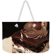 A Piece Of Cake Weekender Tote Bag
