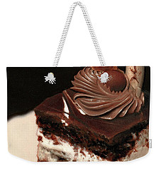A Piece Of Cake Weekender Tote Bag