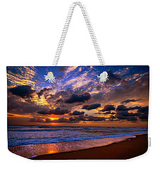 A Piece Of Theater Weekender Tote Bag