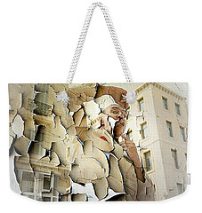A Pierced Tongue  Weekender Tote Bag