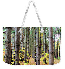 A Pines Army Weekender Tote Bag