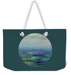 A Place For Peace Weekender Tote Bag by Mary Wolf