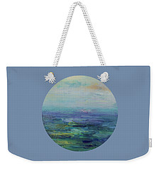 A Place For Peace Weekender Tote Bag
