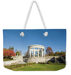 A Place Of Peace Weekender Tote Bag by Jose Rojas