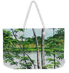 A Place Of Refuge Weekender Tote Bag