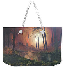 A Place Of Serenity  Weekender Tote Bag