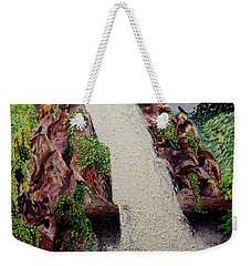 A Place To Hide Weekender Tote Bag by Lisa Rose Musselwhite