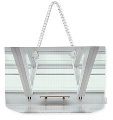 A Place To Sit 1 Weekender Tote Bag