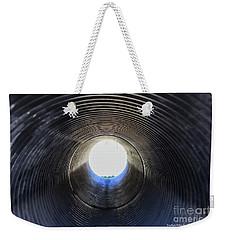 A Portal Of Light Weekender Tote Bag by Roberta Byram