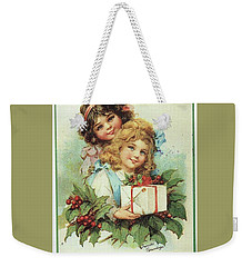 A Present For You Weekender Tote Bag by Reynold Jay