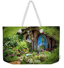 A Pretty Hobbit Hole Weekender Tote Bag