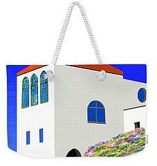A Private Beach Weekender Tote Bag