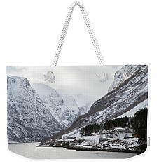 Weekender Tote Bag featuring the photograph A Quiet Life by David Chandler