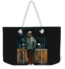 Holy Hour A Pint And A Spare... 772 Weekender Tote Bag