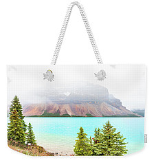 Weekender Tote Bag featuring the photograph A Quiet Place by John Poon