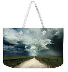 God's Light Weekender Tote Bag