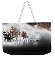 Weekender Tote Bag featuring the photograph A Recurring Dream by Steven Huszar
