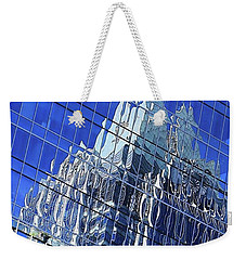 A #reflection Of My Favorite #austin Weekender Tote Bag