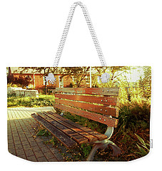 A Restful Respite Weekender Tote Bag by Shawn Dall