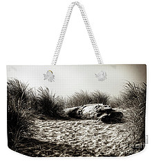 A Resting Place On The Dune Weekender Tote Bag