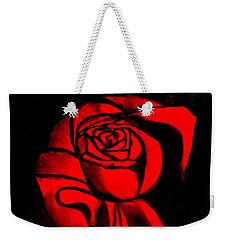 A Rose For Delilah  Weekender Tote Bag