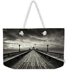 A Romantic Walk To The Past Weekender Tote Bag