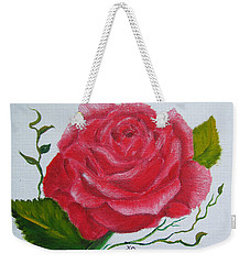 A Rose For You Weekender Tote Bag
