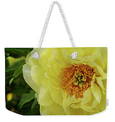 A Rose In Bloom Weekender Tote Bag