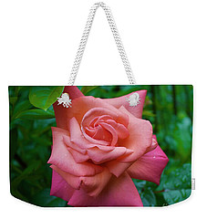 A Rose In Spring Weekender Tote Bag