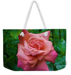 A Rose In Spring Weekender Tote Bag