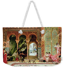 A Royal Palace In Morocco Weekender Tote Bag