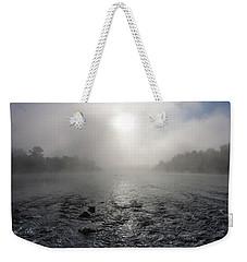 A Rushing River Weekender Tote Bag