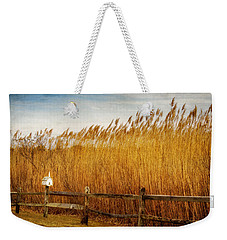 A Sanctuary For Birds Weekender Tote Bag