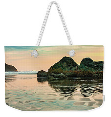 A Scene From The Beach Weekender Tote Bag