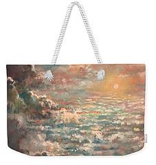 A Sea Of Clouds Weekender Tote Bag