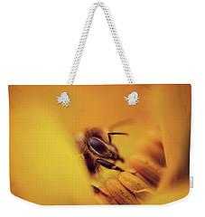 A Sea Of Yellow Weekender Tote Bag