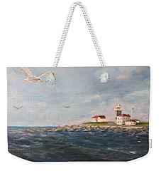 A Seagull's View Weekender Tote Bag