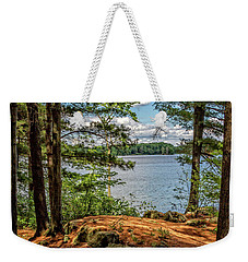 A Secluded Spot Weekender Tote Bag
