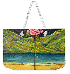 A Secret Romance Weekender Tote Bag by John Keaton