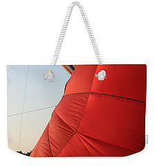 A Sense Of Scale Weekender Tote Bag by Lyle Hatch