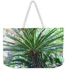 A Shady Palm Tree Weekender Tote Bag