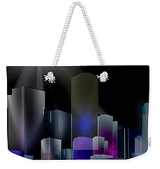 A Shining Light Weekender Tote Bag by John Krakora