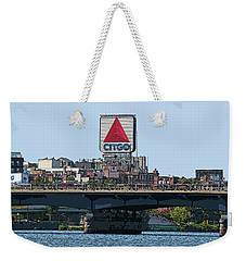 A Sign From Above Weekender Tote Bag