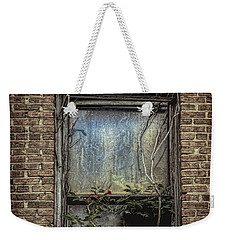 A Sign Of Life Weekender Tote Bag