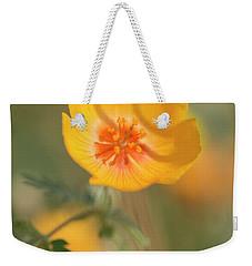 A Single Poppy Weekender Tote Bag