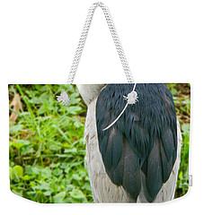 A Single Strand - Black-crowned Night Heron Weekender Tote Bag