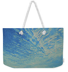 A Sky Full Of Clouds  Weekender Tote Bag